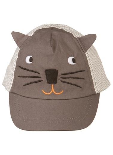 Tuc Tuc Şapka Gri